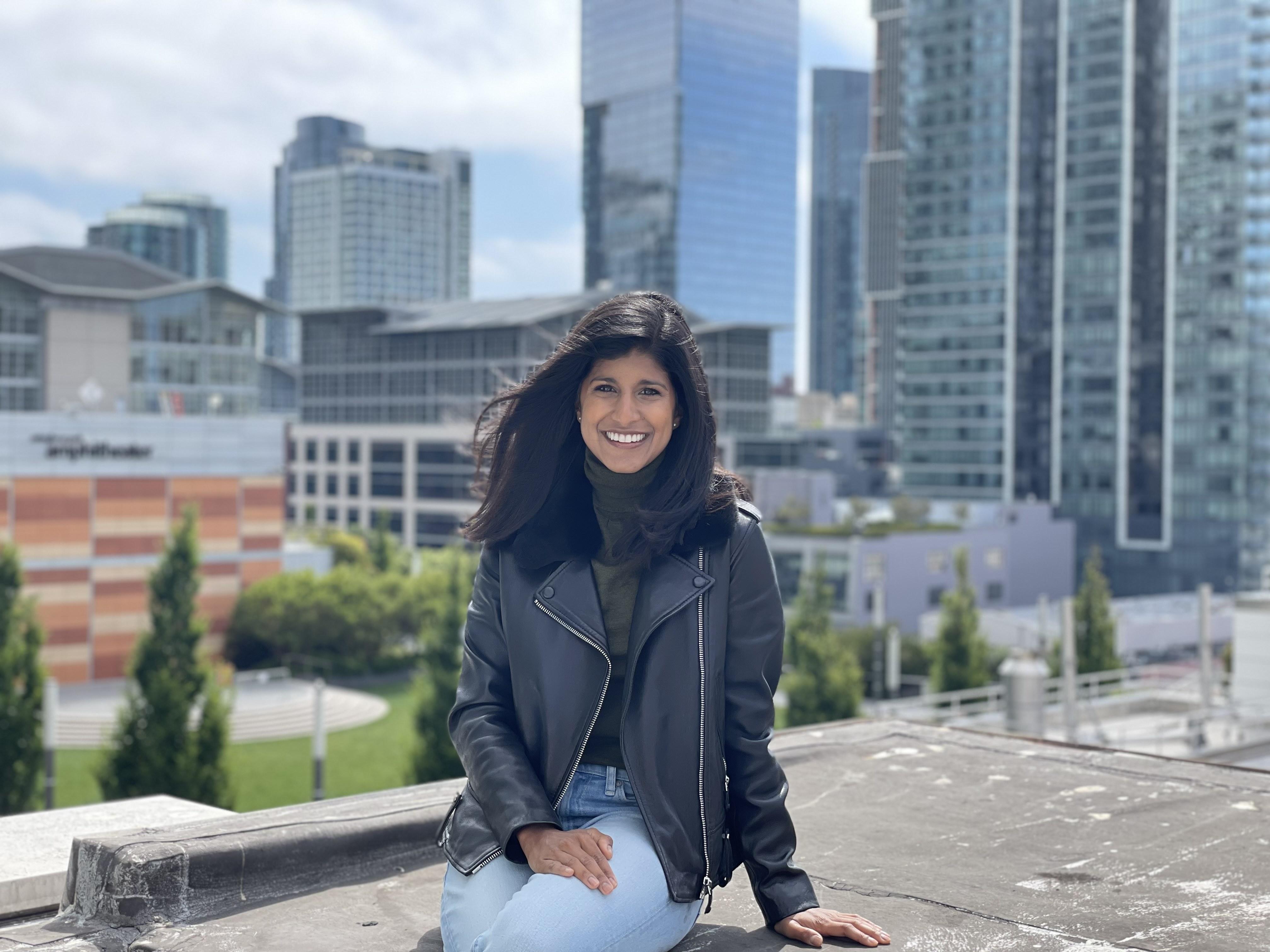 Photo of Tara Viswanathan